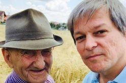 Bunicul lui Dacian Cioloș a trecut la cele veșnice. Acesta era internat într-o clinică din Zalău