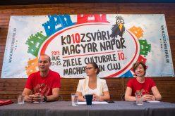 60 de artiști și trupe muzicale, între care și Neoton Familia, la Zilele Culturale Maghiare de la Cluj-Napoca