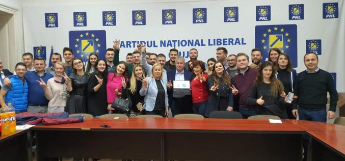 PNL victorie zdrobitoare la Cluj. 84,56 % în municipiul Cluj-Napoca și 81,20 % în județul Cluj