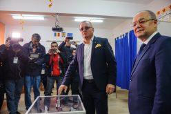 VIDEO | Ministrul Agriculturii, Adrian Oros a votat pentru o Românie respectată