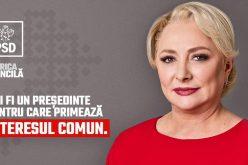 Viorica Dăncilă, de patru ori mai puține voturi în județul Cluj decât Klaus Iohannis
