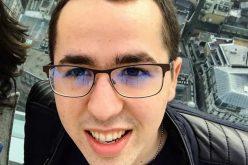 Tânăr român, cel mai bun student din Anglia: În țară nu am fost băgat în seamă