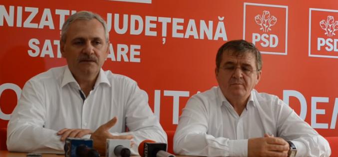 Fostul președinte PSD Satu Mare, Mircea Govor, condamnat la doi ani de închisoare cu suspendare