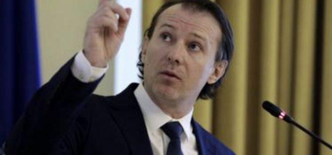 GAFĂ a premierului desemnat: Cîţu a încurcat socotelile în cazul împrumutului cu dobândă negativă
