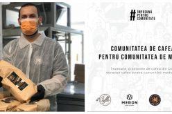 ÎMPREUNĂ PENTRU COMUNITATE: Prăjitoriile din Cluj donează cafea pentru medici