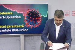 FOTO | Lui Marcel Ciolacu i s-a făcut rău în timp ce prezenta programul economic al partidului