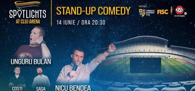 Cluj Arena devine temporar teatru în aer liber. Ce spectacole vor avea loc