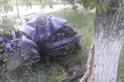 FOTO|Accident rutier violent. Vinovatul, un tânăr beat și fără permis