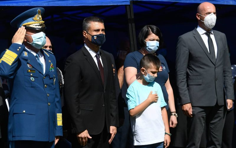 Ambasada Israelului a onorat astăzi memoria celor șapte militari căzuți la datorie în urmă cu 10 ani, în timpul unui zbor de antrenament în Munții Bucegi