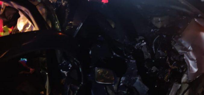 FOTO – Patru persoane decedate în urma unui accident rutier