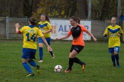 Clubul Sportiv de Fotbal Feminin Baia Mare, finanțat de CJ Maramureș cu suma de 50 mii lei.