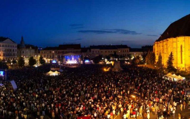 Nicio lege nu s-a încălcat la concertul din Cluj al unei trupe ungare unde au apărut imagini cu Hitler sau ISIS