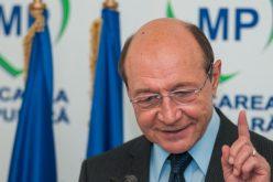 Băsescu, despre alianța USR-PLUS: USR a primit instrucțiuni să primească partidul proaspăt cumpărat