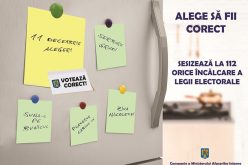Campanie MAI: Alege să fii corect! – VIDEO