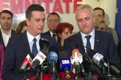 Sorin Grindeanu, noua propunere a coaliţiei PSD-ALDE pentru funcţia de prim ministru