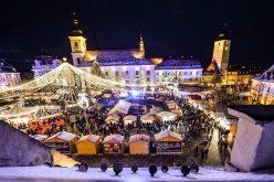 Sibiul, recomandat de britanici într-un top al destinațiilor de iarnă! Târgul de Crăciun atrage zilnic mii de turiști