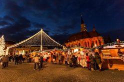 Astăzi se deschide Târgul de Crăciun din Cluj-Napoca! Programul weekend-ului inaugural