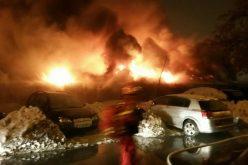 FOTO/VIDEO: Incendiu puternic în clubul Bamboo din Capitală. 38 de răniți, o persoană în stare gravă. S-a declanşat PLANUL ROŞU