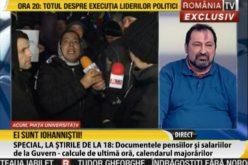 AUDIENȚE. România TV, locul doi după Pro TV în seara protestelor anti-grațiere