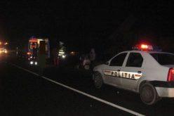 Un șofer beat a intrat cu mașina direct într-o autotutilitară pe un drum din Cluj. Ce alcoolemie avea