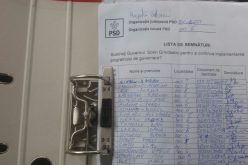 VIDEO: Cine sunt cei care protestează la Palatul Cotroceni? Două documente pierdute din PSD, scrie Flux24.ro