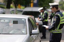 34 de șoferi au rămas fără permisele de conducere la Cluj. Unul dintre ei conducea un microbuz plin de oameni