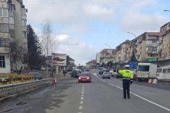 FOTO Peste 330 de șoferi amendați la Cluj în weekend. Dintre aceștia, 200 au depășit VITEZA legală