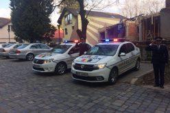 FOTO și VIDEO Moment de reculegere la Cluj, în memoria polițiștilor care și-au pierdut VIAȚA în timpul exercitării serviciului