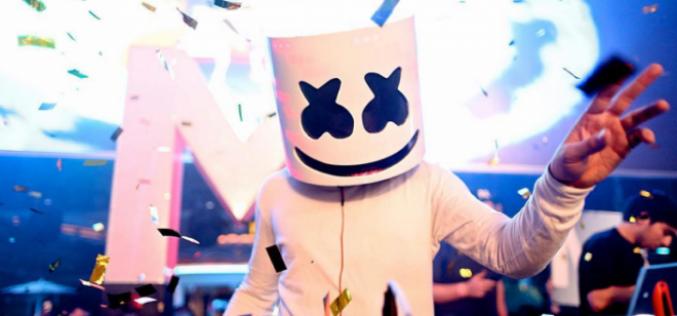Marshmello și Alan Walker, doi dintre cei mai misterioși DJ-i ai lumii vin la UNTOLD!