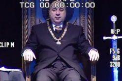 Înregistrări video de la ritualurile masonice din România. Vezi ce personalități apare în filmări…