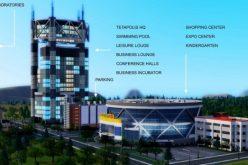 Consiliul Judeţean Cluj a preluat terenul pe care va fi edificat Parcul Ştiinţific şi Tehnologic TETAPOLIS