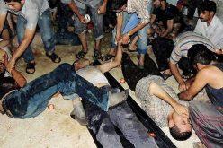 Atac cu arme chimice în Siria. Zeci de persoane au murit. Printre victime sunt și mulți copii