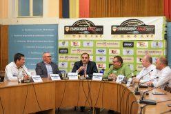 FOTO Raliul european debutează la Cluj. VEZI pe ce drumuri se vor întrece elitele din motorsport