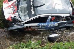 Chevon Lim, politul implicat într-un accident la Camiopnatul European de Raliuri de la Cluj a suferit multiple traumatisme și rămâne internat în spital