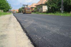 FOTO Lucrările de întreţinere pe raza localităţii Gheorgheni sunt aproape gata