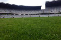 FOTO Gazonul de pe Cluj Arena se prezintă în condiții excelente pentru meciul cu Chile