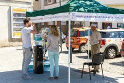 Cod portocaliu de caniculă în mai multe județe din Transilvania! La Cluj Primăria anunță măsuri speciale
