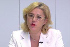 """Corina Crețu: """"Plătim facturi în baza unor lucrări efectuate. Ministerele nu sunt fabrici de făcut facturi, deci e clar că ei nu pot produce facturi dacă nu sunt lucruri pe teren"""" – VIDEO"""