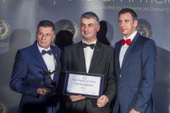 Hotel UNIVERS T, premiat de Camera de Comerț și Industrie a României