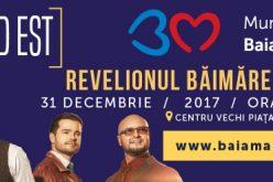 REVELIONUL BĂIMĂRENILOR – 3 Sud Est urcă pe scenă în Centrul Vechi, în Noaptea dintre Ani