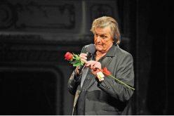 Actorul Florin Piersic va împlini în acest an 83 de ani și va fi serbat în 26 ianuarie, cu o zi înainte de ziua de naştere