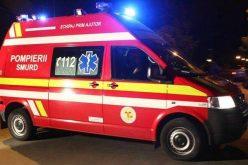 Patru surori, călcate de mașină pe trotuar, la Oradea. Două dintre victime au fost transportate cu elicopterul la spitalul din Timișoara