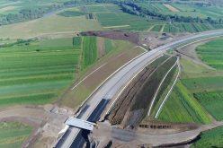 Se recepționează prima bucată de autostradă din 2018. Șoferii au la dispoziție 26 de kilometri noi pe ruta Sebeș – Turda