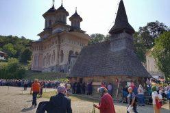 Începe procesiunea de la Nicula