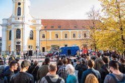 Grimus cântă la Jazz in the Street, sâmbătă, în centrul Clujului