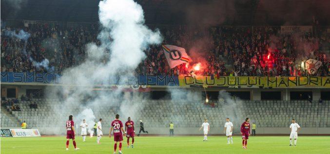 CFR și Universitatea Cluj s-au calificat în 8-imile Cupei României unde ar putea fi adversare