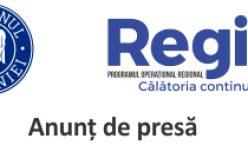 """Unitatea administrativ-teritorială Orașul Negrești-Oaș, anunță lansarea proiectului """"Creșterea eficienței energetice a Școlii Gimnaziale Nr. 3 – Sala de Sport,  din localitatea  Negrești-Oaș"""" Cod SMIS 115444"""