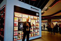 Eveniment special pentru piața de Travel Retail din România: relansarea magazinului BestValue Cluj