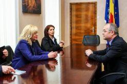 """Comisarul european Corina Creţu laudă Ardealul, despre care spune că este """"campion la atragerea banilor europeni""""."""