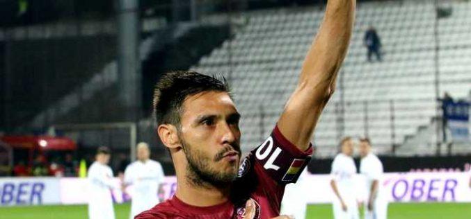 Mario Camora și-a prelungit contractul cu echipa CFR Cluj